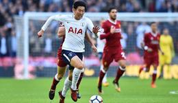 英超凯恩2球孙兴�O阿里破门 热刺4-1横扫利物浦