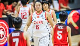 女篮亚少赛中国17分不敌日本 中国女篮小组赛连胜被打破