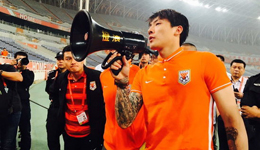 王大雷明年会继续留在鲁能 下赛季想拿中超冠军