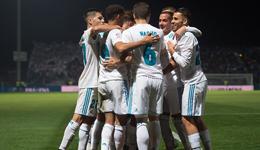 阿森西奥巴斯克斯双点射 国王杯皇马2-0西丙队