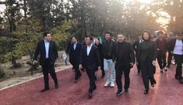 王楠透露刘国梁新动向 携郭斌转战商海投资500亿项目