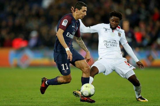 巴黎暂不会受欧足联处罚 卖人筹钱迪马利亚悬了