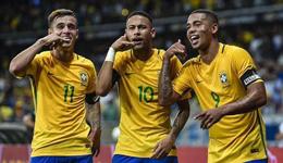 巴西队世界杯备战选址伦敦 友谊赛出场费300万镑