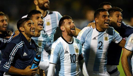 梅西驳斥操纵阿根廷队选人 梅西称他只是普通一兵