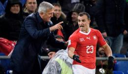 附加赛R罗门线救主 瑞士总比分1-0北爱进世界杯