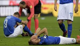 四星意大利再缺席世界杯 上次东道主正是瑞典