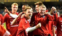 世界杯欧洲区14强全部出炉 最后2张门票四大洲抢