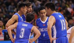 香港组队的竟是这些人 1名职业球员和公务员学生老师