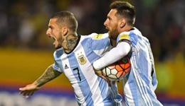 国家队队友无缘世界杯 梅西打电话安慰