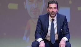 39岁布冯荣膺意甲上季最佳球员 萨里当选最佳教练