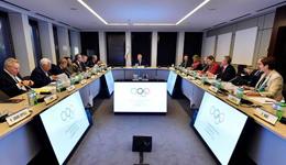 国际奥委会官方宣布 禁止俄罗斯参加2018平昌冬奥