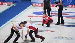 冬奥落选赛中国女子冰壶3连胜 11-5轻取拉脱维亚