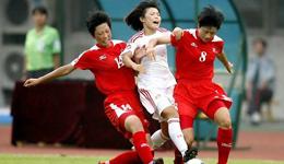 2017东亚女足赛前分析 中国女足VS朝鲜女足