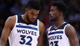 NBA常规赛赛前分析 森林狼VS国王