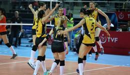 朱婷25分率瓦基弗欧冠开门红 3-1赢土耳其德比