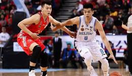 汉密尔顿37+13北京3分险胜八一 刘晓宇首秀0分