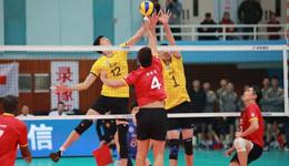 男排联赛上海3-1逆转天津 北京3-0河南夺七连胜