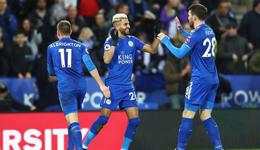 英超-马赫雷斯传射莱斯特城3-0 纽卡1-0客胜陶工