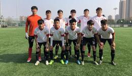 U19贺岁杯恒大5-0痛击国安 比赛已启用视频裁判