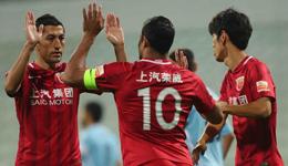 胡尔克2球奥斯卡1射2传 热身-上港6-0阿联酋弱旅