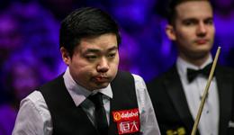 丁俊晖2破百3-0变4-6遭逆 大师赛首轮被打晕