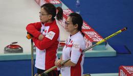冰壶瑞士赛中国逼迫俄罗斯认输 王冰玉率队进决赛