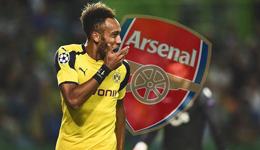 阿森纳已和奥巴梅扬敲定合同 签3年半17万镑周薪