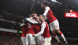 英格兰联赛杯-扎卡破门 阿森纳2-1逆转切尔西杀进决赛