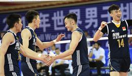 男排联赛北京3-1浙江继续不败 上海3-0四川紧追