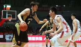 丁神23分陶汉林31+11 山东赛季双杀八一取四连胜