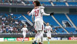 亚冠-莫德斯特2球 权健2-0菲律宾冠军晋级