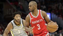 NBA官方实力榜火箭升至第1 勇士紧随其后骑士跌至第13