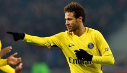 内马尔凭个人能力破门+两中门框 法甲-巴黎1-0胜图卢兹