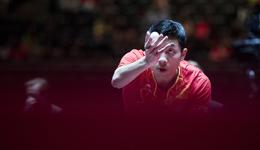 团体世界杯许昕刘诗雯各2分 中国男女乒3-0进4强