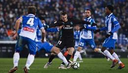 C罗缺阵莫雷诺第93分钟绝杀 西甲-皇马0-1止4连胜