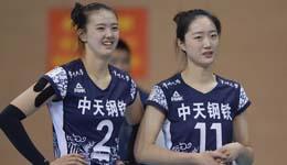 女排联赛天津3-0辽宁进决赛 上海横扫江苏夺赛点