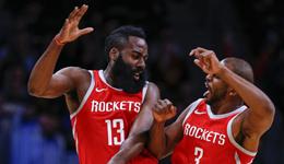 NBA常规赛赛前分析 快船VS火箭