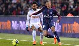 迪马利亚2球卡瓦尼破门 巴黎3-0马赛进4强