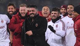 意杯-小罗马点球战绝杀 米兰5-4拉齐奥决赛战尤文
