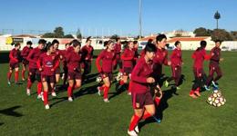 阿尔加夫杯-许燕露建功 女足1-2遭葡萄牙逆转绝杀