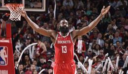 NBA官方实力榜火箭第一 勇士紧随其后骑士跌至第16