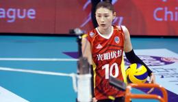 女排总决赛天津客场3-1上海 女排总决赛李盈莹砍31分