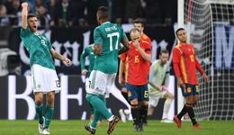 德国队首发11人名单 简装版托妞吃掉俩神锋
