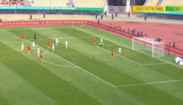 2018中国杯国足vs捷克 范晓冬左脚进球国足1比0捷克