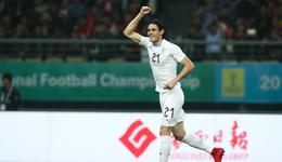 中国杯-苏牙中柱卡瓦尼建功 乌拉圭1-0威尔士夺冠