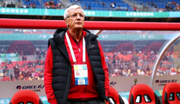 里皮向中国球迷道歉 国足不需要没荣誉感的队员