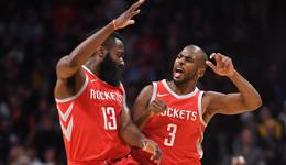 NBA常规赛赛前分析 火箭VS公牛