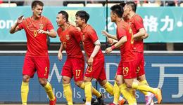 国足已经失去亚洲前5位置 亚洲杯小组赛必碰强队