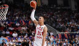 FIBA世预赛效率值TOP15 阿联第9CBA两外援入选