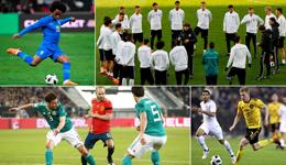 2018世界杯32强实力榜 德国跌至第3伊朗亚洲最高